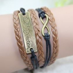 Pulsera infinito - one direction